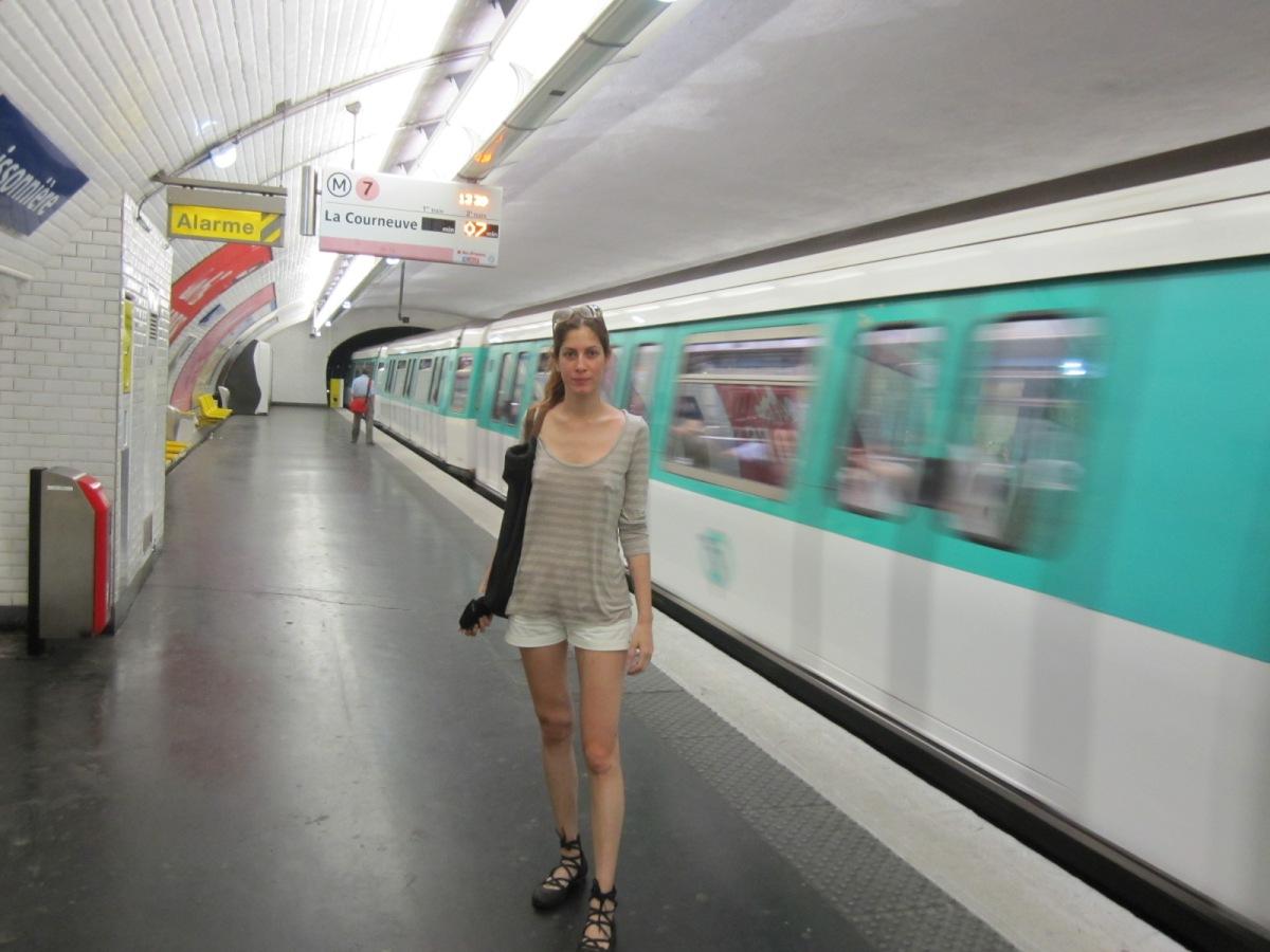 PARIS'TE 19. GUN